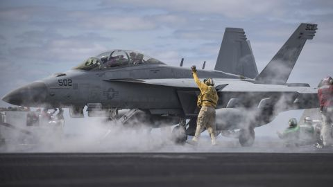 <strong>May 29, 2016: </strong>An EA-18G had inflight arresting gear engagement leading to nose landing gear damage and engine damage in the South China Sea