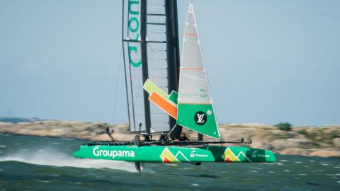 Despite its success in other top sailing events, France has never won the America's Cup.
