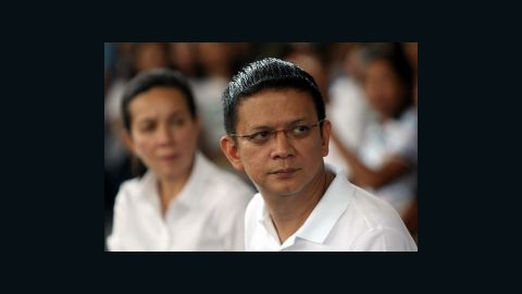 The other favorite is Francis Escudero, son of a late Agriculture Minister. Escudero was instrumental in supporting the campaign that installed the current President Benigno Aquino III.