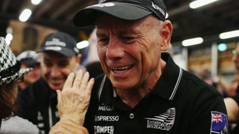 Backed by Emirates airline and the New Zealand government, the team is led by Grant Dalton -- a former ocean racer who joined following 2003's defeat on the home waters of Auckland.
