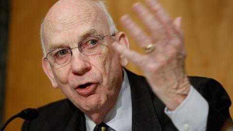 Former Sen. Robert Bennett -- seen here at a Capitol Hill hearing in 2009 -- died Wednesday at 82.