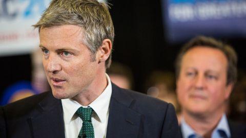 Zac Goldsmith, Conservative candidate for mayor