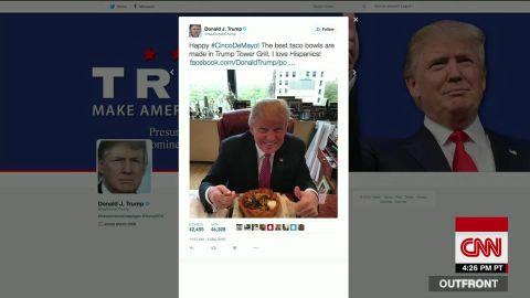 eric trump cinco de mayo taco bowl tweet sot erin_00001029.jpg