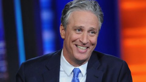 """During his nearly 20 years at the helm of """"The Daily Show,"""" Jon Stewart turned Comedy Central's late night show into appointment viewing, fostered the careers of comedy giants like Steve Carell and Stephen Colbert, and fundamentally changed the way Americans view, experience and discuss the news."""