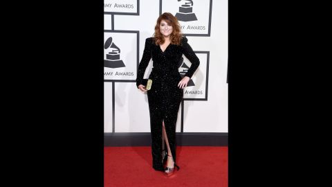 """Singer Meghan Trainor pulled the music video for her song """"Me Too"""" after it debuted in May because her waist had been altered to make her appear thinner."""