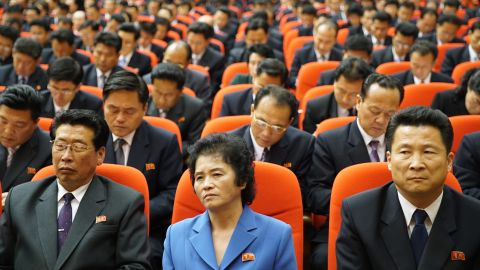 More than 3,000 party members and scores of international journalists poured into a convention center in Pyongyang for the once-in-a-generation political gathering.