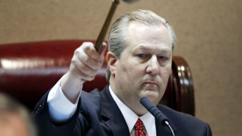 House Speaker Mike Hubbard.