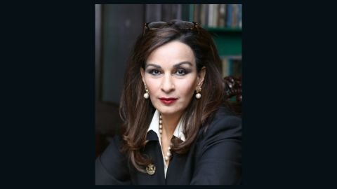 Sherry Rehman is an opposition Senator in Pakistan's parliament