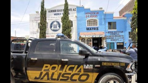 The treatment center is located in Tonalá, Jalisco, Mexico.