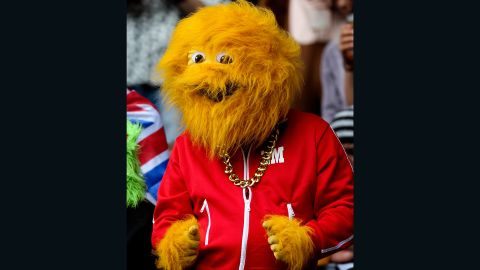 The Honey Monster was on hand 12 months ago to watch as the United States came away as surprise winner of the tournament.