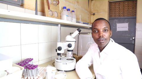 Gérard Niyondiko, Burundi, co-founded Faso Soap with Moctar Dembélé, of Burkina Faso.