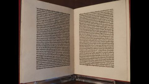 A printer in Rome produced a Latin version of the Columbus letter in 1493.