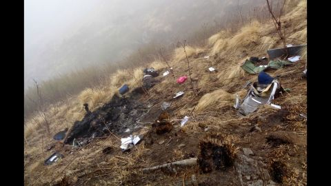 """A Tara Air plane <a href=""""http://edition.cnn.com/2016/02/24/asia/nepal-missing-plane/"""">crashed on February 24</a> in mountainous northern Nepal. It was midway through what should have been a 19-minute flight. Twenty-three people were killed."""