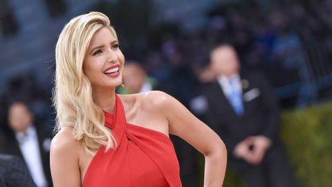 Donald Trump's daughter Ivanka