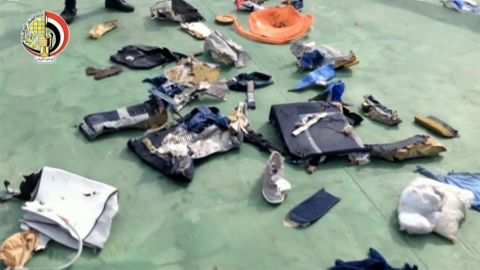Egyptair flight debris video images _00000000.jpg