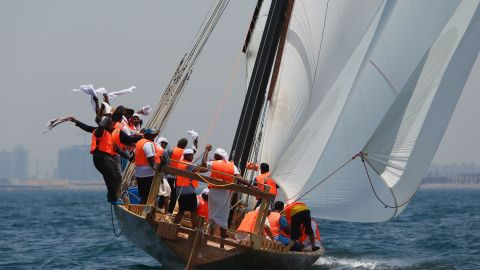 This year's event took place on May 20, when sailors on board the Zilzal were crowned champions of the race. The Zilzal is owned by Sheikh Hamdan bin Mohammed bin Rashid Al Maktoum, the Crown Prince of Dubai.