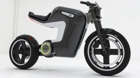 """Another concept for an e-bike has been created by Dutch-based design company, <a href=""""http://springtime.amsterdam"""" target=""""_blank"""" target=""""_blank"""">Springtime</a>."""