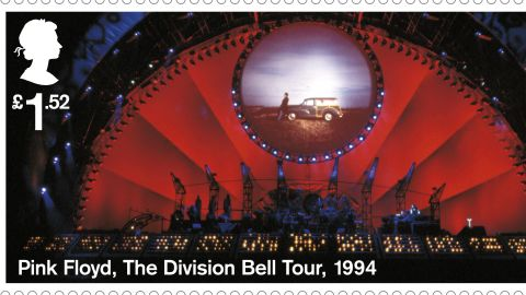 """The """"Division Bell"""" tour of 1994 was one of the band's most successful, grossing almost $100 million."""