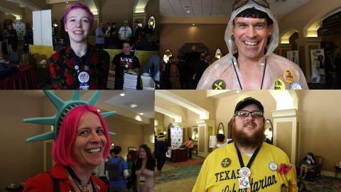 Libertarian Convention