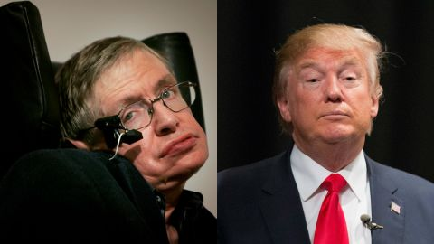 Theoretical physicist Stephen Hawking says he likes and admires the US but fears he may not be welcome there.
