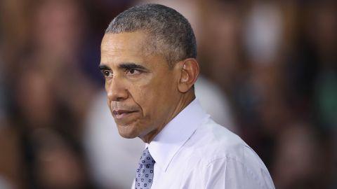 President Barack Obama speaks at Concord Community High School on June 1, 2016 in Elkhart, Indiana.