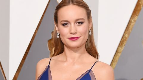 Brie Larson takes on the role of Captain Marvel in a film set to release in 2019.