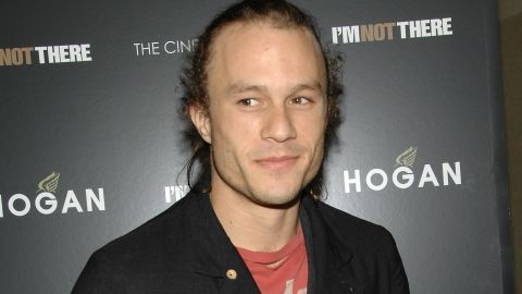 """Australian actor Heath Ledger, star of """"A Knight's Tale,"""" """"Brokeback Mountain"""" and the Batman sequel """"The Dark Knight,"""" died in 2008 of a <a href=""""http://www.cnn.com/2008/SHOWBIZ/Movies/02/06/heath.ledger/"""">prescription drug overdose</a>. He was 28. Opiates such as oxycodone (OxyContin) and hydrocodone (Vicodin) were found in his system, along with alprazolam (Xanax), diazepam (Valium) and two insomnia drugs."""