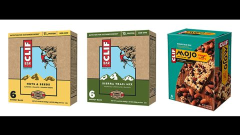 """Some <a href=""""http://www.fda.gov/Safety/Recalls/ucm504833.htm"""" target=""""_blank"""" target=""""_blank"""">Clif Bar trail mix and energy bars</a> were voluntarily recalled because they contain sunflower kernels that may have been contaminated with listeria."""
