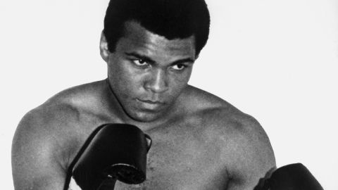 """<a href=""""http://www.cnn.com/2016/06/04/world/muhammad-ali-obituary/index.html"""" target=""""_blank"""">Muhammad Ali</a>, the three-time heavyweight boxing champion who called himself """"The Greatest,"""" died June 3 at the age of 74. Fans on every continent adored him, and at one point he was the probably the most recognizable man on the planet."""