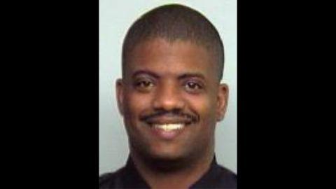 Memphis police Officer Verdell Smith