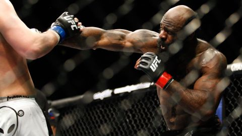 """Mixed martial arts fighter <a href=""""http://www.cnn.com/2016/06/07/sport/kimbo-slice-death/index.html"""" target=""""_blank"""">Kimbo Slice</a> died June 6 at the age of 42. Slice, whose real name was Kevin Ferguson, initially gained fame from online videos that showed him engaging in backyard bare-knuckle fights. He then became a professional fighter with a natural charisma that endeared him to fans."""