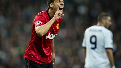 """At the end of 2003, Manchester United defender Rio Ferdinand was fined $75,000 and banned for eight months for missing a drugs test. A spokesman for the player at the time said: """"We are extremely disappointed by the result in this case."""""""
