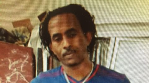 Mered Medhanie, 35, arrived Tuesday night in Rome after being extradited.