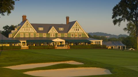 Oakmont Country Club was born in 1903 on the outskirts of Pittsburgh.