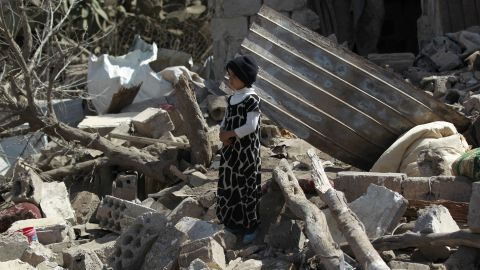 A U.N. report said the Saudi-led coalition was responsible for 60% of almost 2,000 children killed in Yemen in 2015.