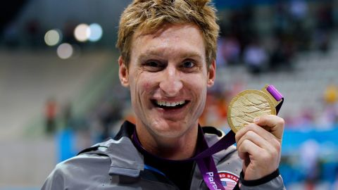 Exactly one year to the day since he was blinded in Afghanistan, Snyder took home the gold in the Men's 400m Freestyle at the London 2012 Paralympic Games. He left London with one more gold medal and a silver.<br />