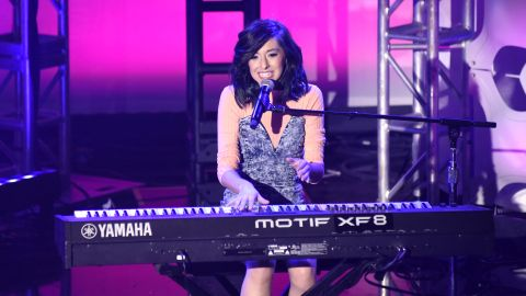 """Singer <a href=""""http://www.cnn.com/2016/06/11/entertainment/orlando-christina-grimmie-shot/index.html"""" target=""""_blank"""">Christina Grimmie</a> died June 11 from gunshot wounds. The 22-year-old singer, who finished third on season 6 of """"The Voice"""" on NBC, was shot while signing autographs after a concert in Orlando."""