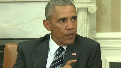 """President Obama called this weekend's nightclub shooting an act of """"homegrown extremism."""""""