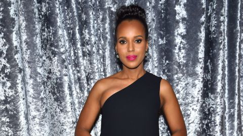 """""""Scandal"""" star Kerry Washington joined Ellen Pompeo of """"Grey's Anatomy"""" and Viola Davis of """"How to Get Away With Murder"""" -- along with their boss, Shonda Rhimes -- <a href=""""https://www.youtube.com/watch?v=111MTs7MGuw"""" target=""""_blank"""" target=""""_blank"""">in a video endorsing Clinton. </a>"""