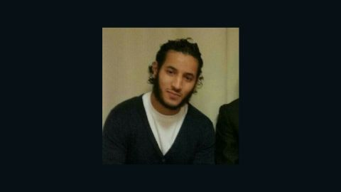 Larossi Abballa, who killed a French police commander and his partner in Magnanville on Monday.