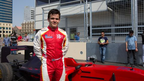 """""""Motorsport isn't developed yet in Azerbaijan,"""" Abdullayev says. """"Everyone hopes the race will change that. I'm trying to be the first driver from Azerbaijan to make it into F1."""" The 19-year-old is racing in the <a href=""""http://www.euroformulaopen.net"""" target=""""_blank"""" target=""""_blank"""">Euro Formula Open</a> single seater series in 2016."""