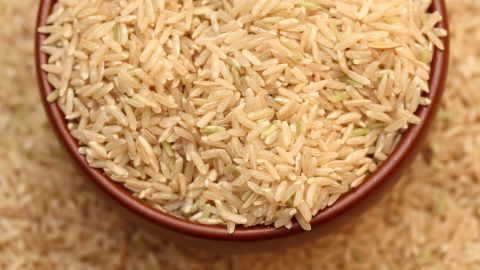 """Fortified breakfast cereals, brown rice or<br />whole-wheat pasta all offer essential carbohydrates, fiber, iron, B vitamins and various minerals. The <a href=""""http://www.mayoclinic.org/healthy-lifestyle/pregnancy-week-by-week/in-depth/pregnancy-nutrition/art-20046955"""" target=""""_blank"""" target=""""_blank"""">Mayo Clinic</a> says to make sure at least half of your grains each day are whole grains."""