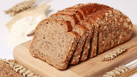 Multigrain bread is another easy way to add fiber to your diet. Make a sandwich out of this healthy choice, and you've added 2 grams of fiber.