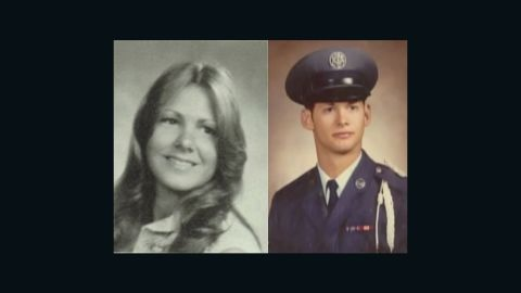 The suspect faces charges in the 1978 killings of Katie and Brian Maggiore.