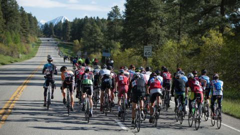 In 1972, Durango was looking for an event to kick off the summer tourist season. With just 36 cyclists that first year, the Iron Horse was born. It has run every Memorial Day weekend since.