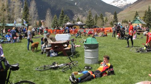 The semi-kitschy, mountain-rimmed Old West town of Silverton turns into party of music, beer and congenial bragging.
