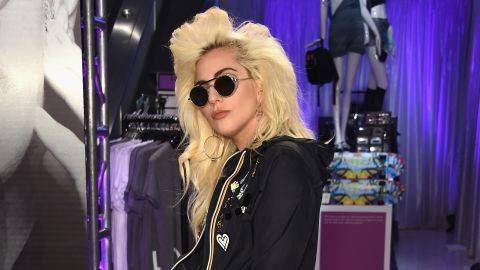 """Lady Gaga has been on board for Hillary Clinton since almost the beginning. In June, the actress/musician celebrated Clinton's rise to presumptive nominee with a shot of herself <a href=""""https://www.instagram.com/p/BGXTh43pFBM/"""" target=""""_blank"""" target=""""_blank"""">on Instagram in a patriotic bathing suit</a>, along with the caption, """"Nothing can keep a strong woman down. VOTE for the first female US president in history."""""""