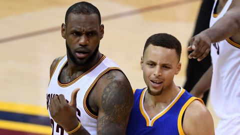 Lebron James has recorded the first back-to-back games of over 40 points in the NBA finals since Shaquille O'Neal in 2000. James is averaging an eye-popping 30.2 points, 11.3 rebounds 8.5 assists, 2.7 steals and 2.2 blocks for the series.