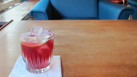 The crowberry is a black cold-climate berry found in northern Europe, Alaska, Canada, Greenland and beyond. Oslo's Fuglen cafe-bar serves crowberry cocktails.
