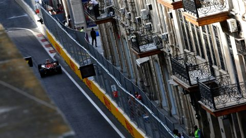 The city streets rang to the sound of Formula One cars from Friday to Sunday.